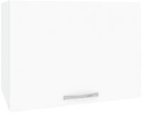 Шкаф под вытяжку Кортекс-мебель Корнелия Лира ВШГ50-1г-360 (белый) -