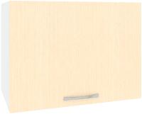 Шкаф под вытяжку Кортекс-мебель Корнелия Лира ВШГ50-1г-360 (венге светлый) -