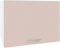 Шкаф под вытяжку Кортекс-мебель Корнелия Лира ВШГ50-1г-360 (капучино) -