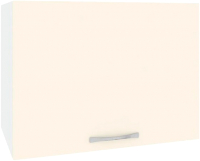Шкаф под вытяжку Кортекс-мебель Корнелия Лира ВШГ50-1г-360 (кремовый) -