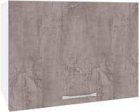 Шкаф под вытяжку Кортекс-мебель Корнелия Лира ВШГ50-1г-360 (оникс) -