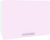 Шкаф под вытяжку Кортекс-мебель Корнелия Лира ВШГ50-1г-360 (сирень) -