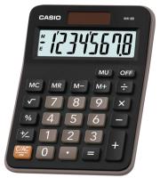 Калькулятор Casio MX-8B (черный) -