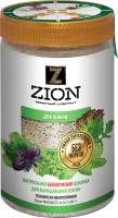 Грунт для растений Zion Для зелени (700г) -