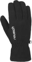 Перчатки лыжные Reusch Magic / 4805115 700 (р-р 10.5, Black) -