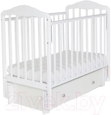 Детская кроватка СКВ Березка / 126001