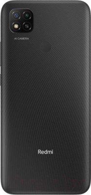 Смартфон Xiaomi Redmi 9C 3GB/64GB без NFC (серый)