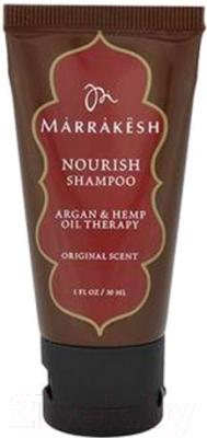 Шампунь для волос Marrakesh Nourish Shampoo Original (30мл)