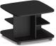Журнальный столик Лером Оливия СТ-1020-ВЕ (дуб венге) -