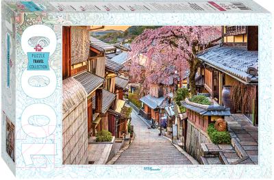 Пазл Step Puzzle Япония. Улица в Киото / 79146