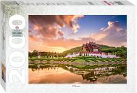Пазл Step Puzzle Тайланд. Чиангмай. Королевский парк / 84036 (2000эл) -