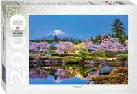 Пазл Step Puzzle Япония весной. Сидзуока / 84038 (2000эл) -