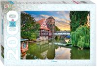 Пазл Step Puzzle Германия. Нюрнберг / 84039 (2000эл) -