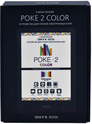 Электронная книга Onyx Boox Poke 2 Color