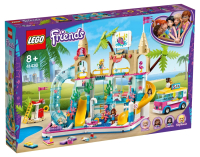 Конструктор Lego Friends Летний аквапарк / 41430 -