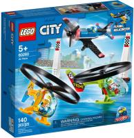 Конструктор Lego City Воздушная гонка / 60260 -