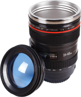 Термокружка Darvish Объектив фотоаппарата / DV-H-1298 (300мл) -