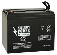 Батарея для ИБП Security Power SPL 12-75 (12V/75Ah) -