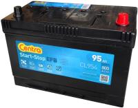 Автомобильный аккумулятор Centra EFB Asia R+ / CL954 (95 А/ч) -