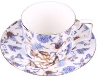 Чашка с блюдцем Darvish DV-H-535 -