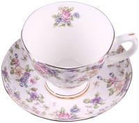 Чашка с блюдцем Darvish DV-H-534 -