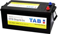 Автомобильный аккумулятор Topla EFB Stop&Go L+ / 454612 (240 А/ч) -