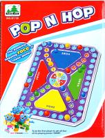 Настольная игра Darvish Pop n hop / DV-T-2428 -