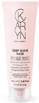 Маска для волос Inebrya Deep Shine восстанавливающая для волос после химич. стресса (100мл)