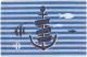 Коврик грязезащитный SunStep Spongy Якорь 40x60 / 38-462 -