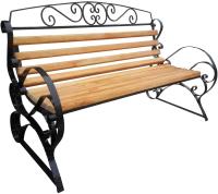 Скамья садовая Станкоинструмент №2 (168х78х109) -