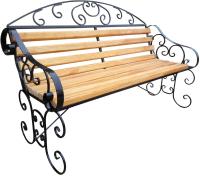 Скамья садовая Станкоинструмент №4 (168х72х103 ) -
