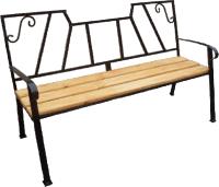 Скамья садовая Станкоинструмент №7 (162х70х95) -