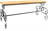 Скамья садовая Станкоинструмент №9 (160х65х50) -