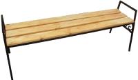 Скамья садовая Станкоинструмент №10 (165х50х60) -