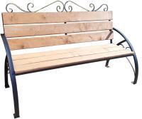 Скамья садовая Станкоинструмент №12 (160х60х102) -