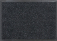 Коврик грязезащитный SunStep Ребристый 60x90 / 35-053 (черный) -