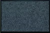 Коврик грязезащитный SunStep Ребристый 90x150 / 35-071 (серый) -