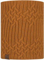 Шарф-снуд Buff Knitted & Fleece Neckwarmer New Helle Mustard (120828.118.10.00) -