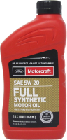 Моторное масло Ford 5W20 Full Synthetic / XO5W20Q1FS (946мл) -