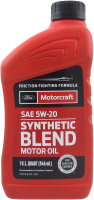 Моторное масло Ford 5W20 Premium Synthetic Blend / XO5W20Q1SP (946мл) -