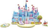 Кукольный домик Darvish Голубой дворец 589-I / DV-T-2180-I -