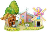 Кукольный домик Darvish Домик мельника 589-G / DV-T-2180-G -