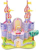 Кукольный домик Darvish Пурпурный дворец 589-H / DV-T-2180-H -