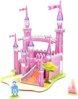 Кукольный домик Darvish Розовый дворец 589-F / DV-T-2180-F -