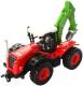 Трактор игрушечный Huada Урожай / 2020-294 -
