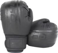 Боксерские перчатки BoyBo Stain / BGS322 (4oz, черный) -