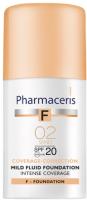 Тональный флюид Pharmaceris F нежный SPF20 02 песочный (30мл) -