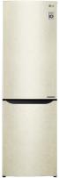 Холодильник с морозильником LG GA-B419SEJL -