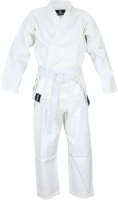 Кимоно для карате BoyBo BK280 (р-р 0/110, белый) -