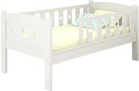 Односпальная кровать СКВ 80x160 / 600201 (белый) -
